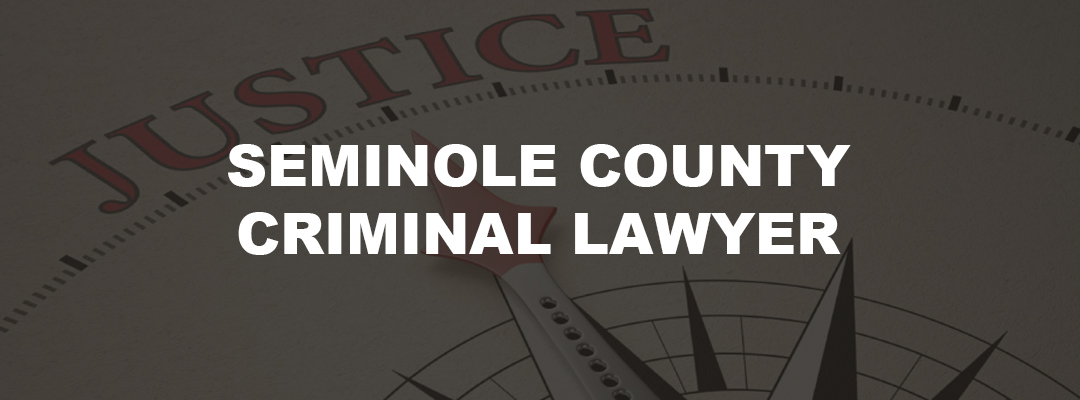Federal Seminole County Criminal Lawyer